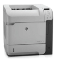 HP LaserJet Enterprise M601 series