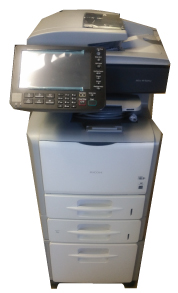 Ricoh Aficio SP5210SF New MFP image