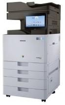 Samsung MultiXpress X4300XL A3 production color MFP