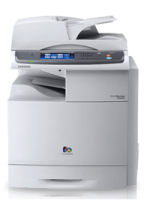 Samsung CLX-8540ND color A4 MFP