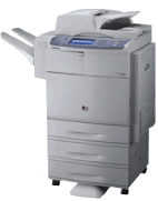 Samsung clx-8540ND color MFP